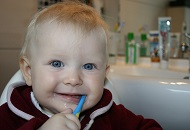 The First Dental Visit for a Child image